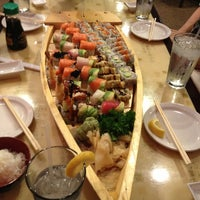 Photo taken at Kyoto Sushi Bar by Rex G. on 12/20/2012