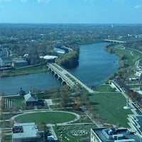 Photo taken at JW Marriott Indianapolis by Marty W. on 10/25/2012