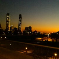 Photo taken at Parque Bicentenario by Guido C. on 3/5/2013