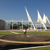 Photo taken at Centro Internacional de Convenciones by Carlejandro M. on 5/16/2013