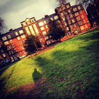 Photo taken at Camberwell Green by Simon S. on 2/23/2013