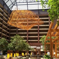 Photo taken at Hilton Anatole by Concord G. on 4/13/2013