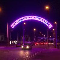 Photo taken at Blackpool Illuminations by Christian C. on 10/30/2016