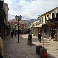 Photo taken at Стара скопска чаршија | Skopje Old Bazaar by Yusuf on 3/21/2013