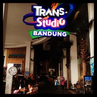 Photo taken at Trans Studio Mall (TSM) by shafa s. on 5/3/2013