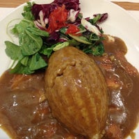 Photo taken at Wagamama by Irene V. on 11/27/2012