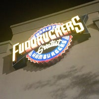 Photo taken at Fuddruckers by DjFolly O. on 3/12/2013