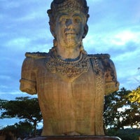 Photo taken at Garuda Wisnu Kencana (GWK) Cultural Park by raihan n. on 12/28/2012
