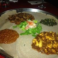 Photo taken at Ethiopian Diamond by Camiel I. on 1/6/2013