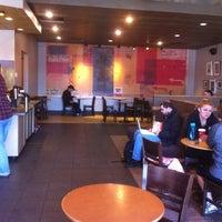 Photo taken at Starbucks by Megan B. on 11/23/2012