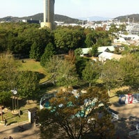 Photo taken at 豊橋総合動植物公園 (のんほいパーク) by 猫 on 10/21/2012