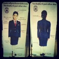 Photo taken at Dusit Thani College วิทยาลัยดุสิตธานี by Kangsadan W. on 10/29/2012