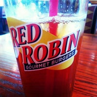 Photo taken at Red Robin Gourmet Burgers by Rob L. on 9/23/2012