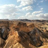 Photo taken at Masada by Rob K. on 10/6/2012