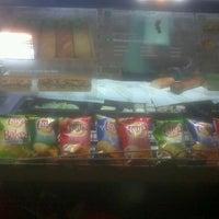 Photo taken at Subway by Venkatesh A. on 11/12/2013