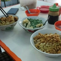 Photo taken at Bakmi Lung Kee by chocodyssey on 10/19/2015