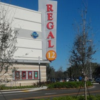 Photo taken at Regal Cinemas Broward Stadium 12 & RPX by Moe-Reese R. on 2/16/2014