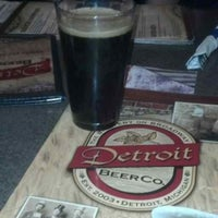 Photo taken at Detroit Beer Company by Ian W. on 9/15/2013