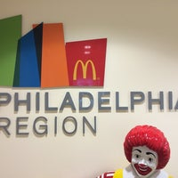 Photo taken at McDonald's Philadelphia Regional Office by Jose I. on 9/8/2014