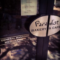 Photo taken at Paradise Bakery & Cafe by Gilbert G. on 6/1/2014