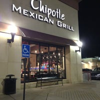 Photo taken at Chipotle Mexican Grill by Kellie B. on 3/13/2013