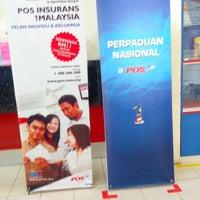Photo taken at POS Malaysia by cik a. on 6/4/2013