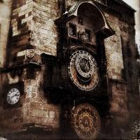 Photo taken at Prague Astronomical Clock by Stepan B. on 5/30/2013
