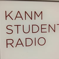 Photo taken at KANM Student Radio by Jason JAY J. on 2/1/2013