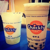 Photo taken at Quickly 快可立 by Chelsea P. on 8/10/2013