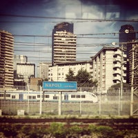 Photo taken at Napoli Centrale Railway Station (INP) by Rita N. on 11/14/2012