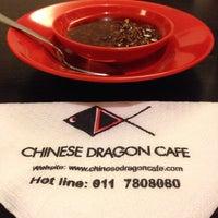 Photo taken at Chinese Dragon Cafe by Danuka W. on 6/25/2014