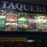 Photo taken at La Michoacana Meat Market by Rory Leigh C. on 11/11/2015