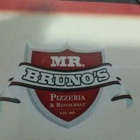 Photo taken at Mr Bruno's Pizzeria & Restaurant by Tee J. on 8/13/2013