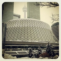 Photo taken at Roy Thomson Hall by W. Andrew P. on 1/3/2013