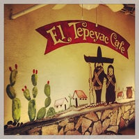 "Photo taken at Manuel's Original El Tepeyac Cafe by Jerry ""Lalo"" V. on 10/5/2013"