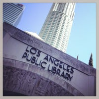 "Photo taken at Los Angeles Public Library - Central by Jerry ""Lalo"" V. on 4/17/2013"