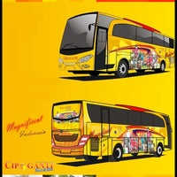 Photo taken at Cipaganti Tourism Bus by Andry S. on 10/3/2012