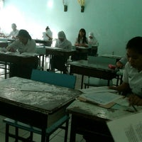 Photo taken at SMA Negeri 2 Makassar by Guru Y. on 6/11/2013