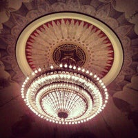 Photo taken at Новосибирский государственный академический театр оперы и балета by Anastasiya Z. on 1/16/2013