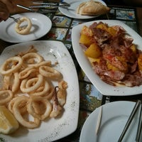 Photo taken at Las Delicias by Ruben P. on 7/19/2013