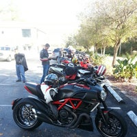 Photo taken at Euro Cycles Of Tampa Bay by akaCarioca on 12/8/2012