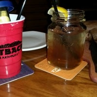 Photo taken at Outback Steakhouse by Eileen S. on 11/15/2014