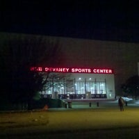 Photo taken at Bob Devaney Sports Center by Todd S. on 3/7/2013