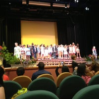 Photo taken at International School of Amsterdam by Eugene B. on 6/19/2013