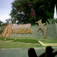Photo taken at A'Famosa Resort by ᔕui on 12/28/2012