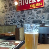 Photo taken at Fitger's Brewhouse Brewery & Grille by Todd S. on 10/25/2012