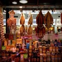 Photo taken at Mercado Central de Almería by Alfonso D. on 5/20/2013