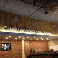 Photo taken at Cafe Mercato by Samat A. on 11/23/2012