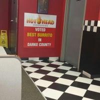 Photo taken at Hot Head Burritos by Jennifer L. on 4/7/2014