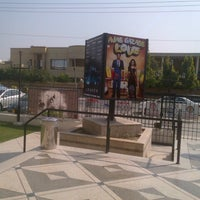 Photo taken at DHA Cinema by Esha S. on 10/21/2012